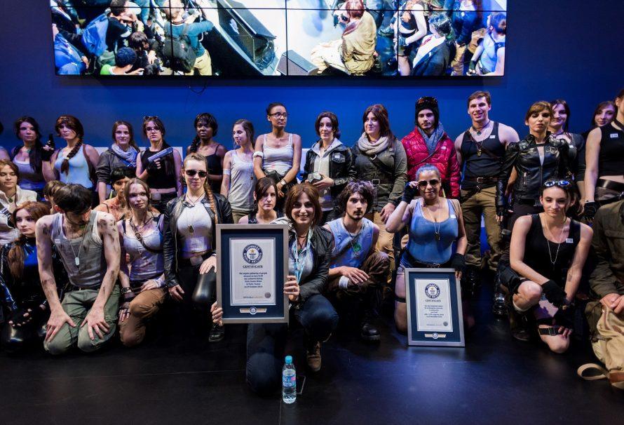 Δύο ρεκόρ Guinness για την Lara Croft και το Tomb Raider!