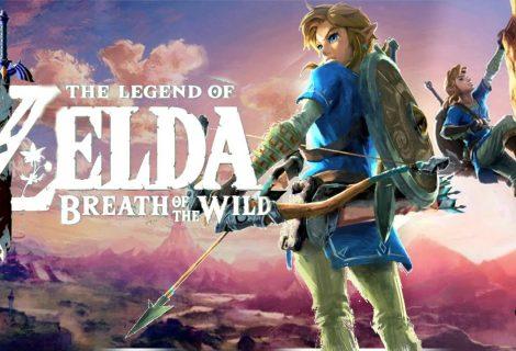 """Φήμη θέλει το Zelda: Breath of the Wild να """"χάνει"""" το launch του Switch!"""