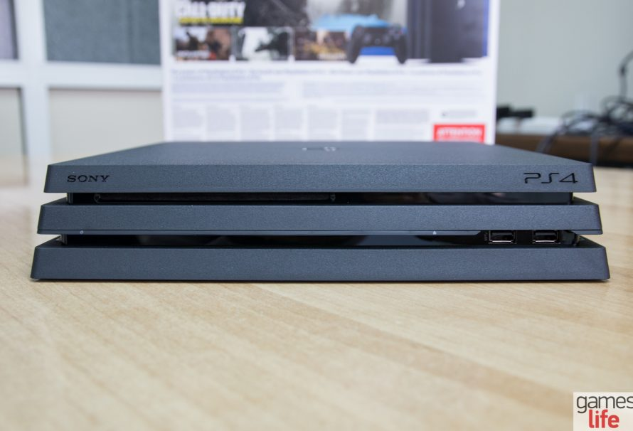 Πρώτη επαφή με το Sony PlayStation 4 Pro (πρώτες photos)!