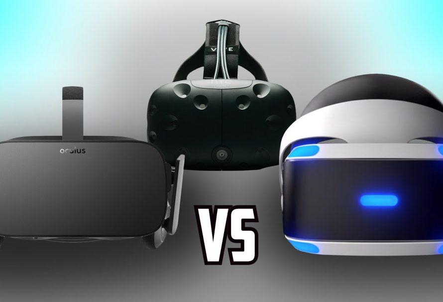 Virtual Reality. Ποιό είναι το καλύτερο VR σύστημα για σένα;