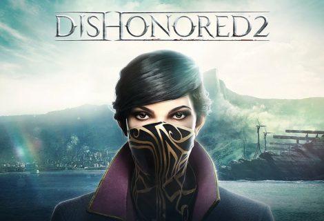 Δοκιμάστε δωρεάν το Dishonored 2 μέσα στο σαββατοκύριακο!