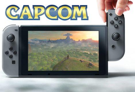 Η Capcom θέλει να φέρει τίτλους από τα PS4 και XboxOne στο Switch