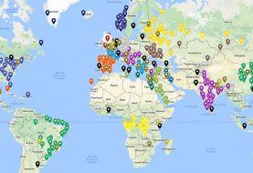 Ο παγκόσμιος Google χάρτης του Civilization VI είναι γεγονός!