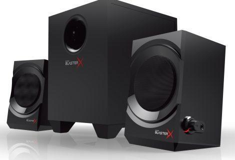 "Creative Sound Blaster X Kratos S3 ""Kratαιά δύναμη στα gaming speakers""!"