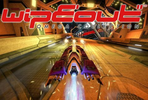 To θρυλικό Wipeout επιστρέφει με την Wipeout: Omega Collection!