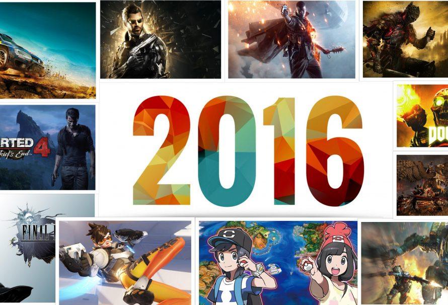 Τα καλύτερα (και «must-have») games του 2016!
