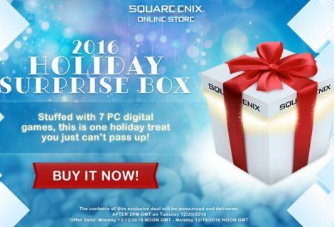 Η Square Enix και το κουτί με τα μυστικά!