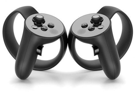 Διαθέσιμο από σήμερα το Oculus Touch