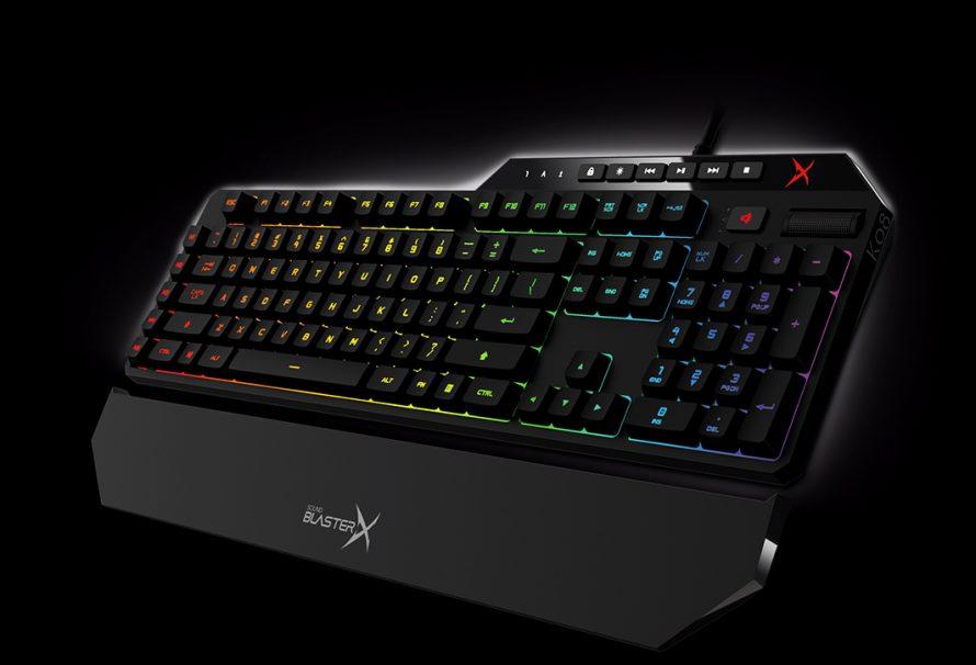 Sound BlasterX Vanguard K08, το απόλυτο gaming keyboard από την Creative!