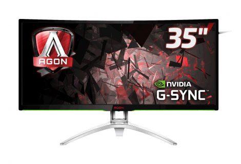 Κυρτή οθόνη gaming AOC AGON AG352UCG, επαναπροσδιορίζει την gaming εμπειρία!