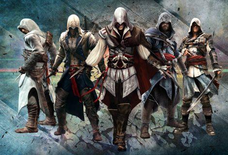 Απίστευτα επικό Assassin's Creed Humble Bundle!