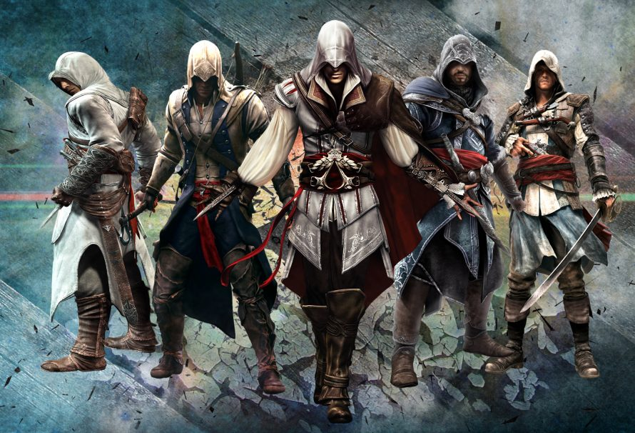 Απίστευτα επικό Assassin's Creed Humble Bundle!