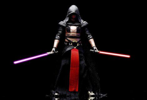 Απίθανη action figure του Darth Revan από το Knights of the Old Republic!