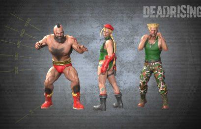 To Dead Rising 4 συναντά το Street Fighter και το αποτέλεσμα είναι... φευγάτο!