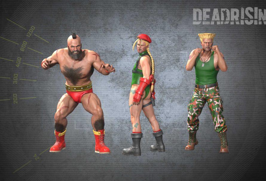 To Dead Rising 4 συναντά το Street Fighter και το αποτέλεσμα είναι… φευγάτο!