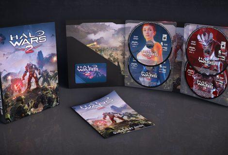 """Το Halo Wars 2 για PC θα κυκλοφορήσει σε δύο """"boxed"""" εκδόσεις!"""