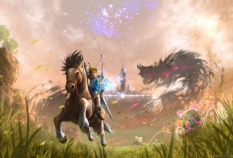 Εναλλακτικό ending στο Legend of Zelda: Breath of the Wild;
