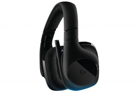 Ήχος υψηλού επιπέδου με το ασύρματο σετ ακουστικών: Logitech G533!