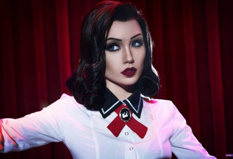 Απίθανο Elizabeth cosplay από το BioShock Infinite: Burial at Sea!
