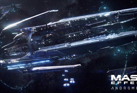 """Νέο """"λαχταριστό"""" trailer για το Mass Effect: Andromeda!"""