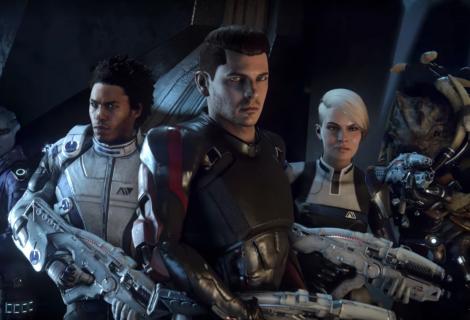 Νέο καταιγιστικό trailer για το Mass Effect: Andromeda!