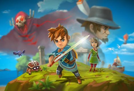 Το Oceanhorn που θυμίζει κάτι από... Zelda έρχεται στο Switch!