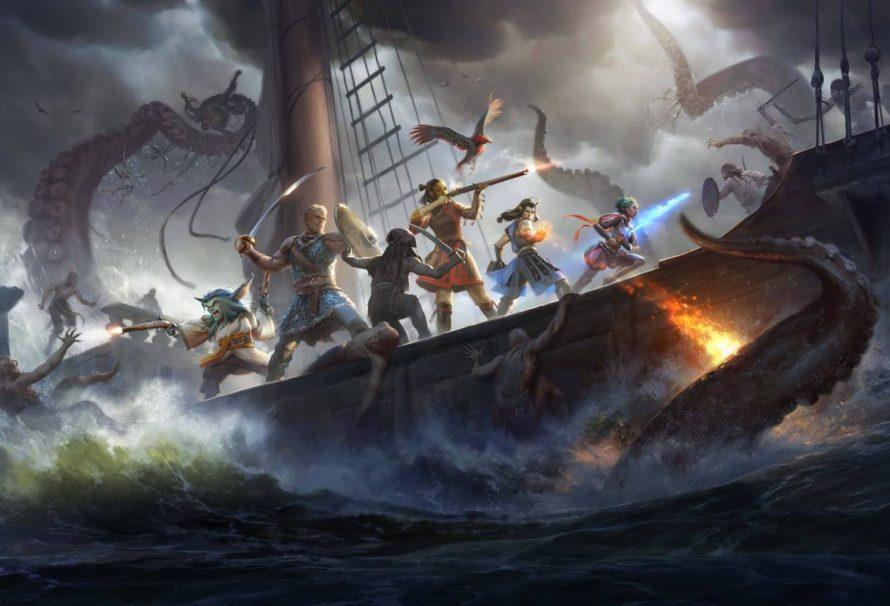 H Obsidian ανακοίνωσε το old-school RPG: Pillars of Eternity 2: Deadfire!