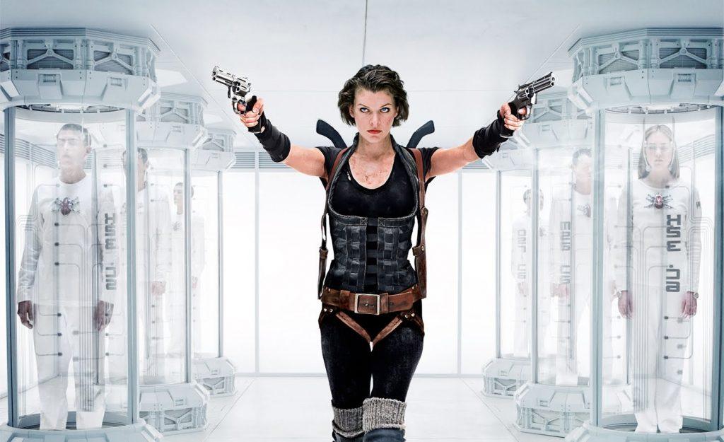 Resident Evil Afterlife 1