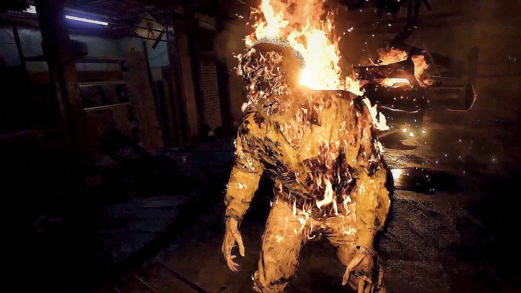 Resident Evil Biohazard 2