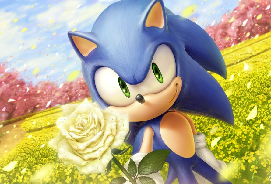 O θρυλικός Sonic the Hedgehog μέσα στο πέρασμα του χρόνου!