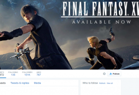 Hackers αλλάζουν τα φώτα στον Twitter λογαριασμό της Square Enix!