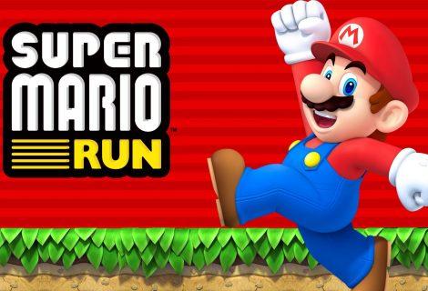 Το Super Mario Run αποδεικνύεται κατώτερο των προσδοκιών για τη Nintendo