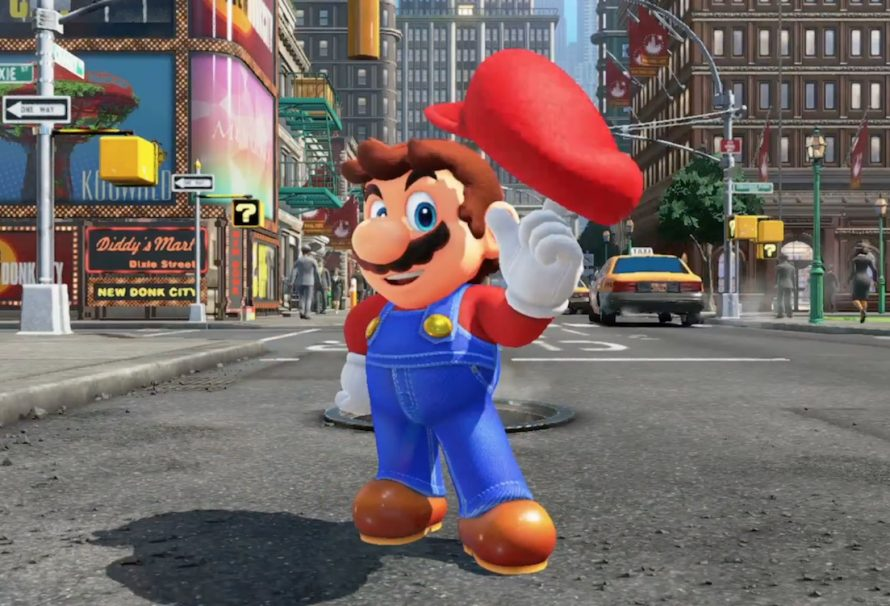 Η λίστα με τα επιβεβαιωμένα games για το Nintendo Switch!