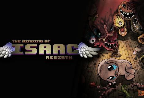Το εθιστικό The Binding of Isaac: Rebirth και σε iOS!