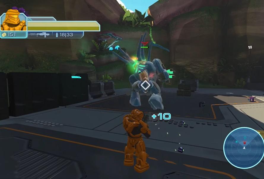 Halo Haggar: το παιχνίδι που έμεινε… στα σκαριά Halo-haggar