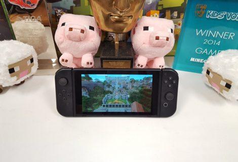 Το Minecraft έρχεται στο Nintendo Switch