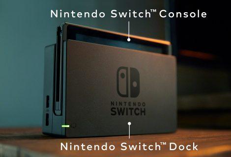 Nintendo Switch dock... Τελικά ποια είναι η χρησιμότητα του;