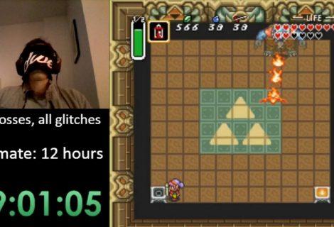 Speedrunner νίκησε κάθε boss στο Zelda: A Link to the Past με… δεμένα μάτια!