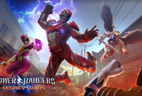 Νέο Power Rangers game σε κινητά iOS και Android!
