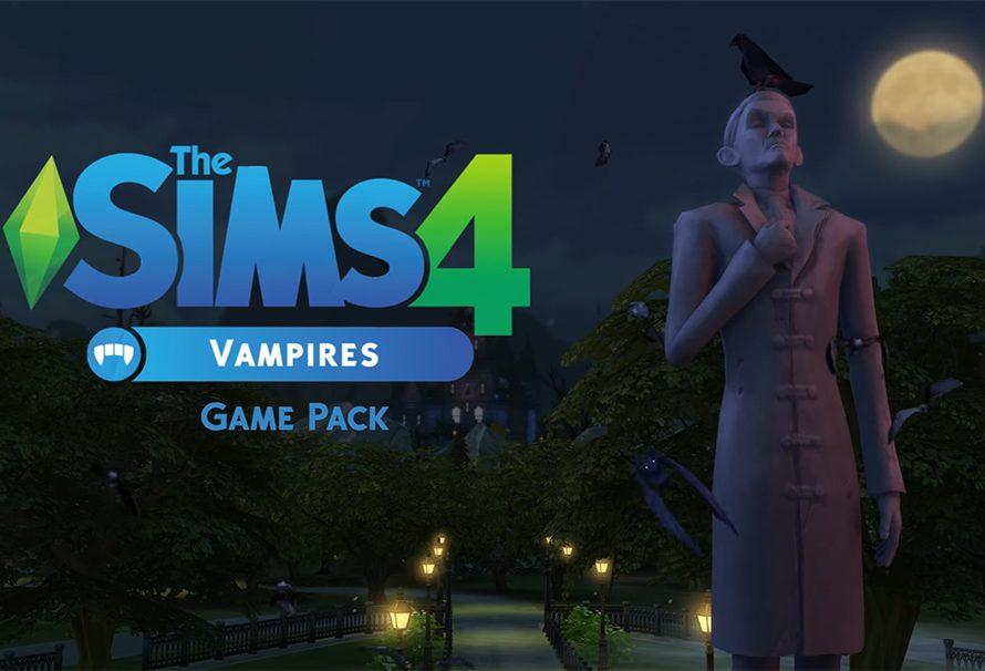 Το Sims 4… βρικολακιάζει με το νέο Vampires DLC