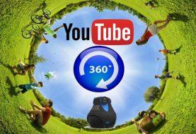 Υποστήριξη για Youtube βίντεο 360 μοιρών στο PS4 μέσω VR headset