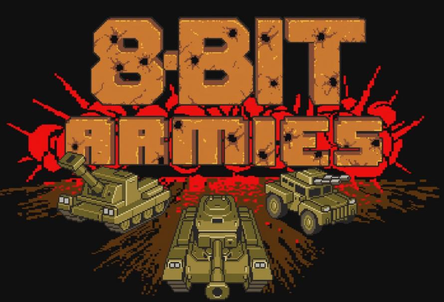 Retro love! Ματιές στο διασκεδαστικό strategy 8-Bit Armies!