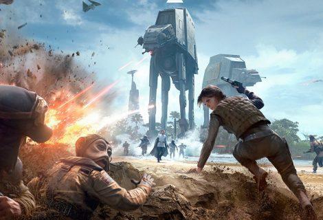 Η EA ρίχνει φως στον κόσμο του Star Wars Battlefront 2!