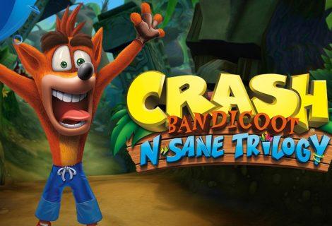 To Crash Bandicoot N. Sane Trilogy κυκλοφορεί στις 30 Ιουνίου!