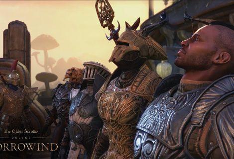 Δυνατό gameplay trailer από το Elder Scrolls Online: Morrowind!