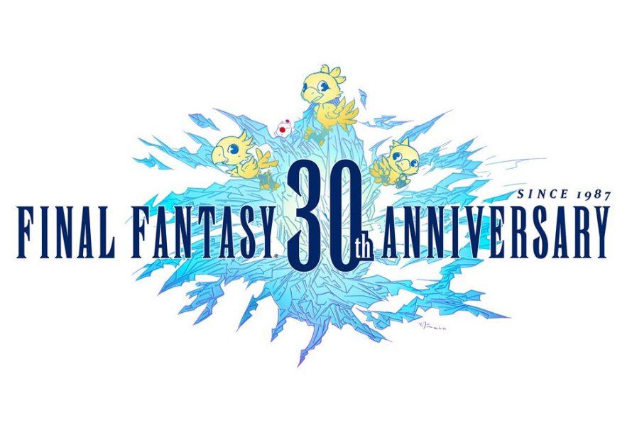 30 χρόνια Final Fantasy… It's time to celebrate!