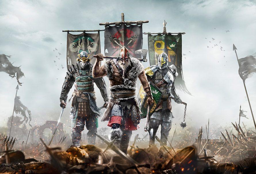 Open Beta για το For Honor από τις 9 μέχρι τις 12 Φεβρουαρίου!