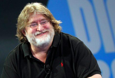 O Gabe Newell εξηγεί γιατί η Valve δεν ασχολείται με το console gaming