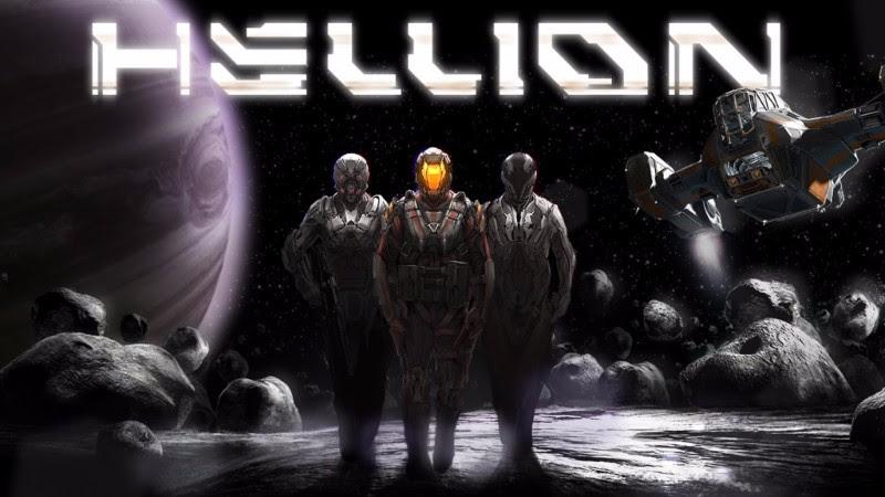 Ματιές στο Hellion, το ξεχωριστό διαστημικό multiplayer survival game!