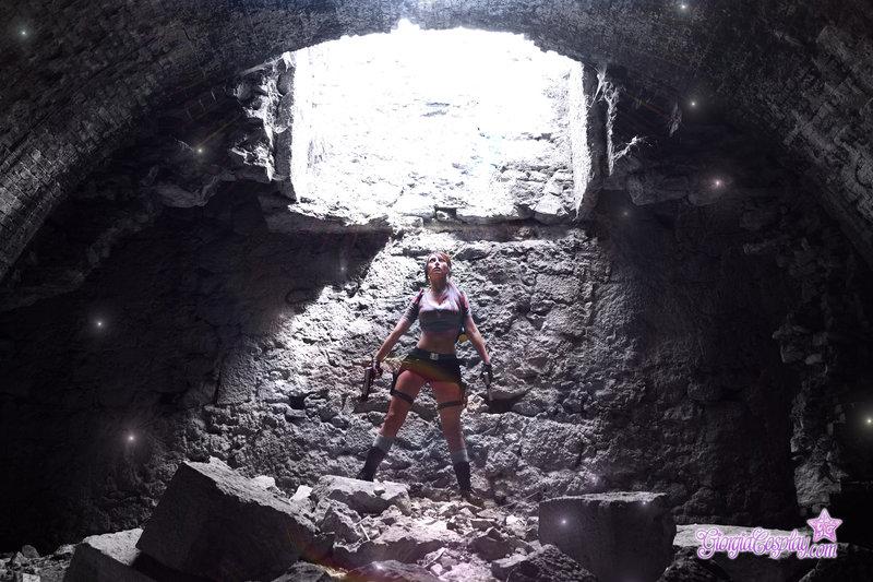 Lara Croft Giorgia (5)